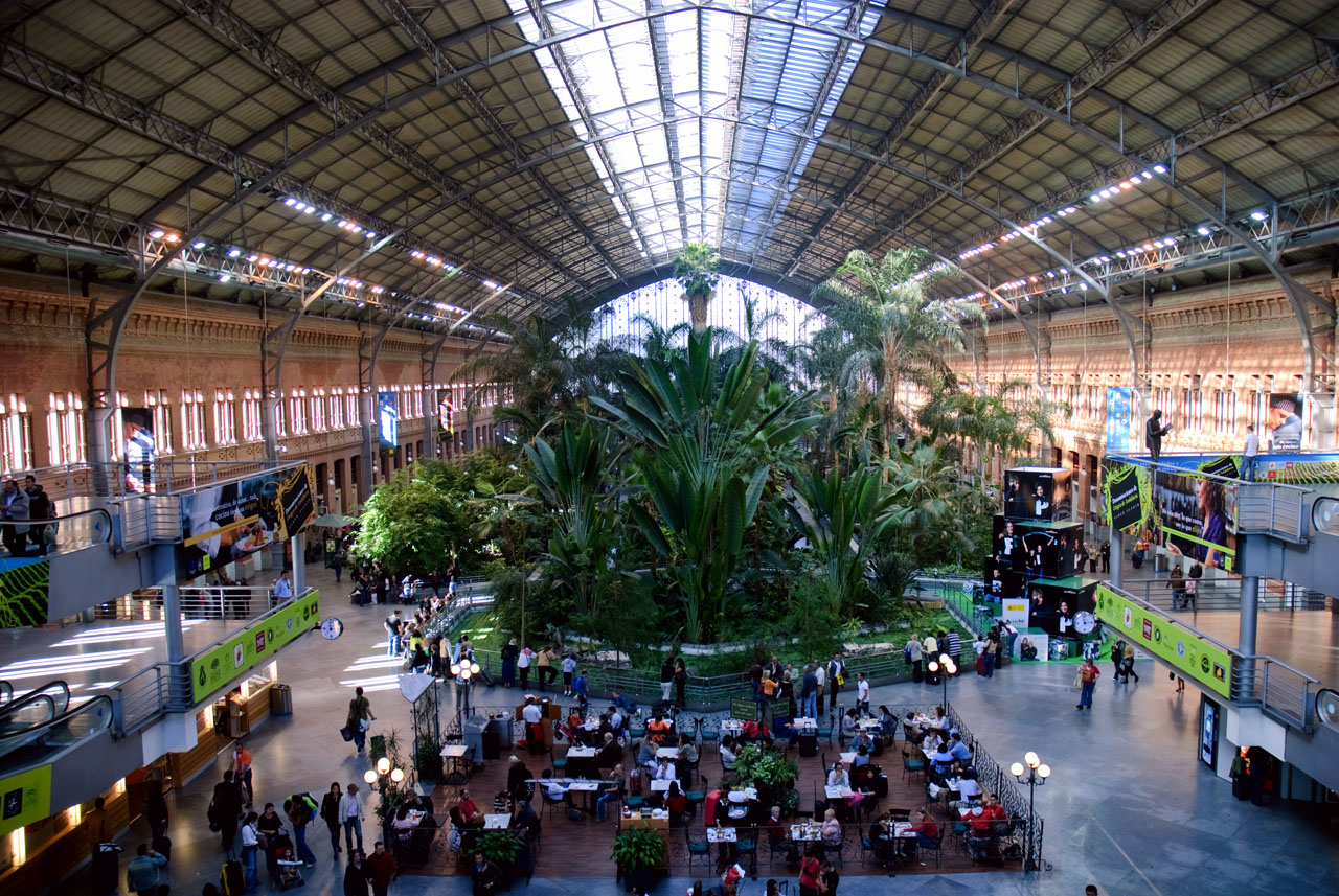 inside the Atocha
